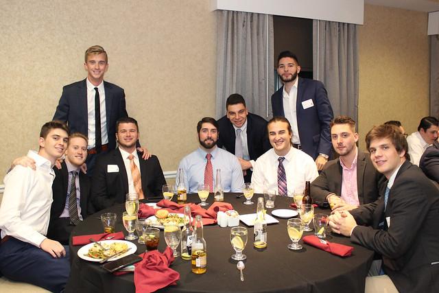 Table o' Undergrads