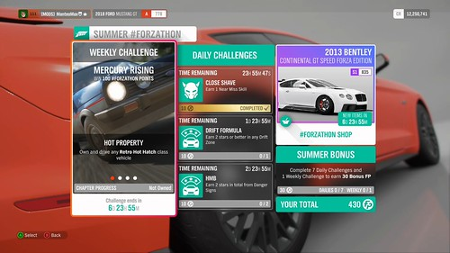20180927 Summer Forzathon | by ManteoMax