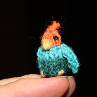 Rupert's parrot