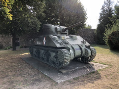 Kientzheim: M4A4 Sherman Renard