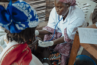 Screening for malnutrition | by EU Civil Protection and Humanitarian Aid