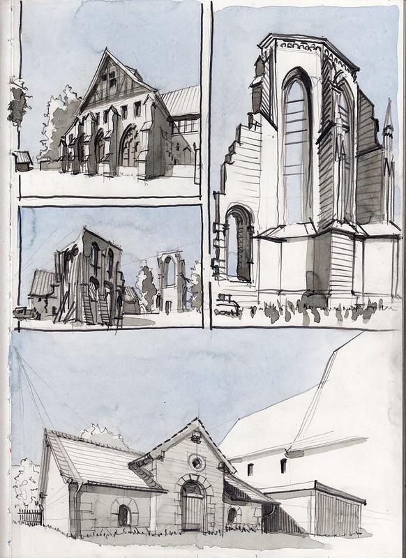 Kloster Walkenried Monastery