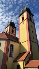 Sankt Märgen: Klosterkirche Mariä Himmelfahrt