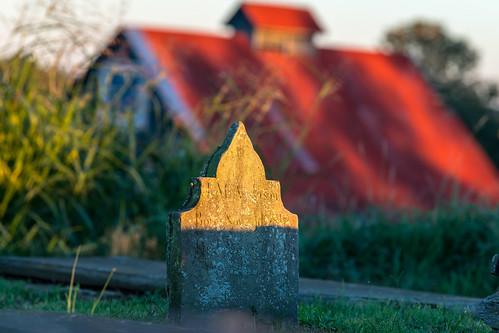 battleofrichmond civilwar kentucky madisoncounty richmond battlefield farm sunset