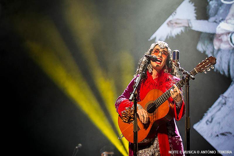 Tribalistas - Coliseu Porto 2018