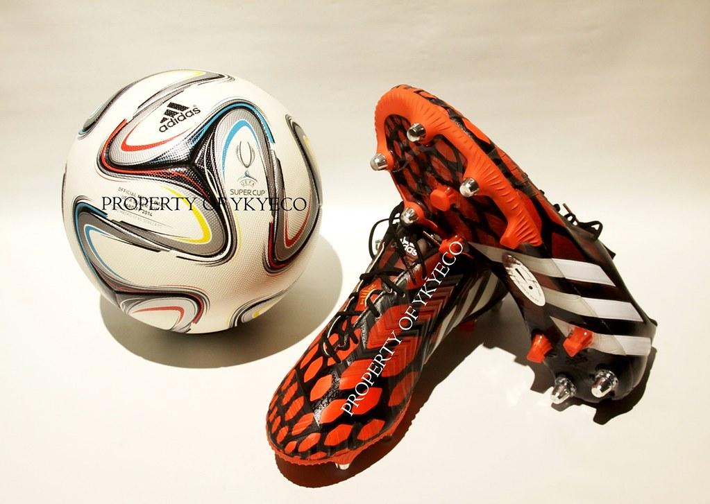 fotos nuevas ajuste clásico el más barato PREDATOR INSTINCT SG- ADIDAS OFFICIAL UEFA CHAMPIONS LEAG ...