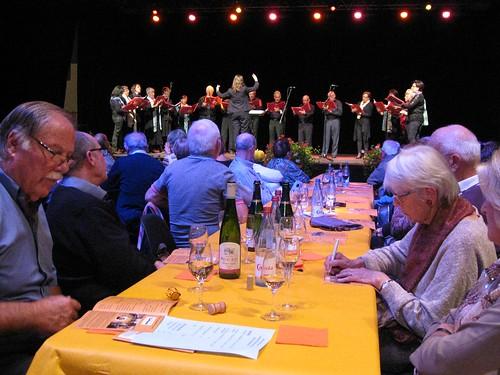 l'Ensemble vocal Eur'Aubade de Saint-Louis