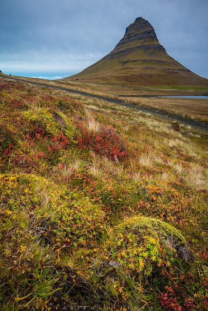Autumn at Kirkjufell, Snæfellsnes, Iceland