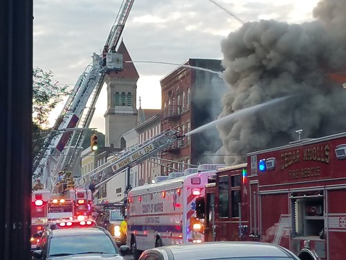 Dover, New Jersey fire | by Picatinny Arsenal