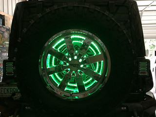 ORACLE 5 Wheel Ring Jeep | by ORACLE LIGHTING