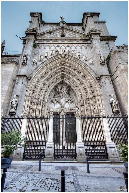 Puerta de los leones 1 RTQ