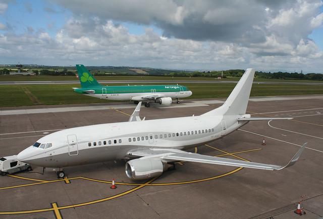 9H-MAC Boeing 737-548 Maleth Aero