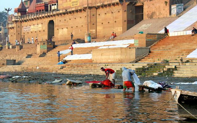 raja ghat workers