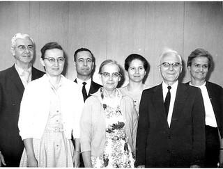 Ghana missionaries on furlough Elkhart IN USA