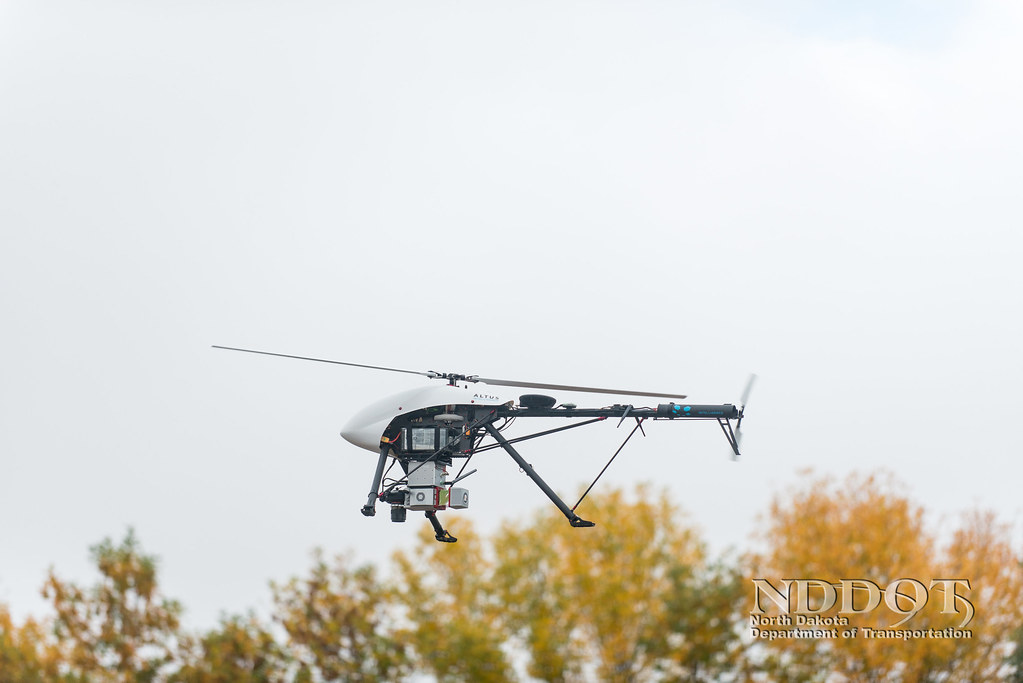 LiDAR Survey using drone technology | Houston Engineering an… | Flickr