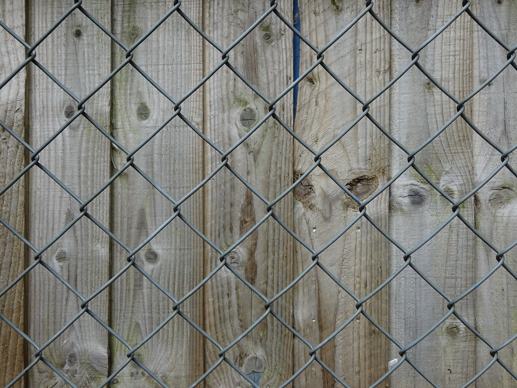 Wood Wire Fence 304 Leeber Flickr