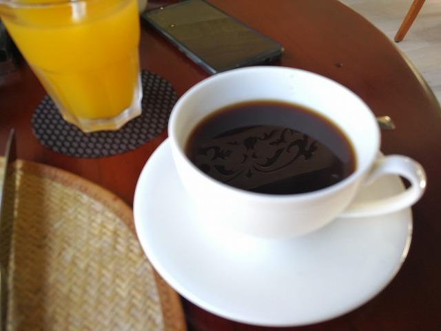 <p>バリコーヒー</p>