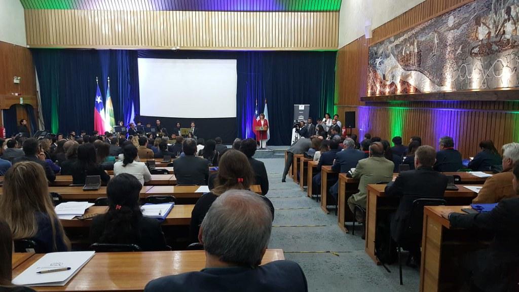 Acto inaugural del II Congreso Binacional de Investigación Científica (6)