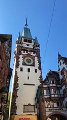 Freiburg: Martinstor