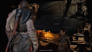 God of War: Art of the Scene   by PlayStation.Blog