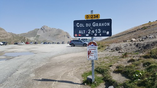 Col du Granon-3 | by European Roads