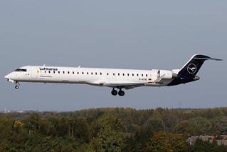 Lufthansa Cityline - Bombardier CRJ-900LR - D-ACNC | by Jesse Vervoort