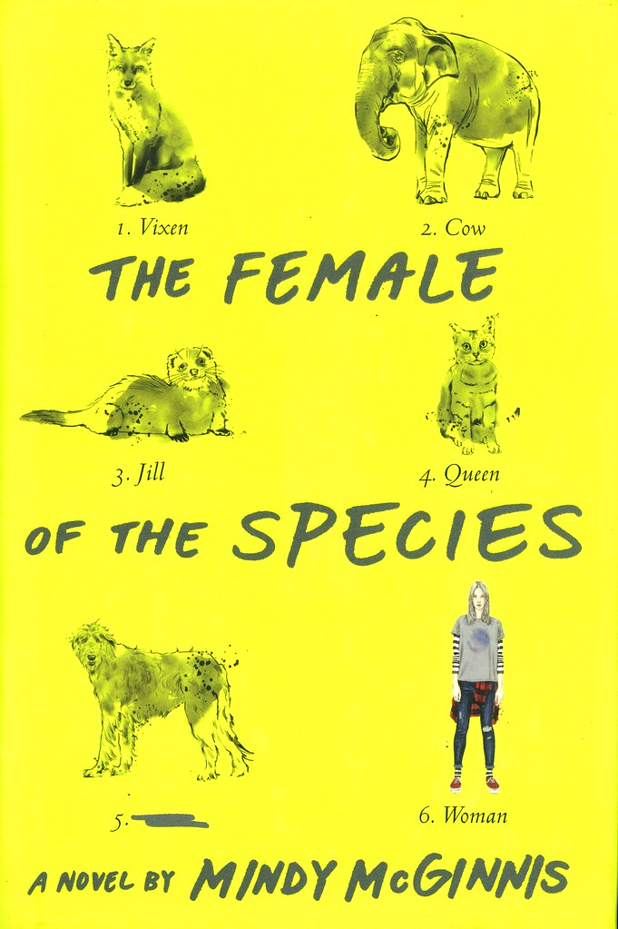 Image result for the female of the species by mindy mcginnis