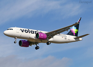F-WWIC Airbus A320 Neo Volaris | by @Eurospot