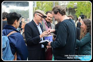 Zürich Film Festival 2018 (256) Markus Schleinzer