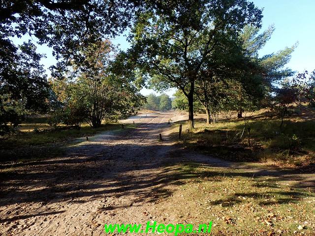 2018-10-10 Amersfoort-zuid     Natuurtocht        24 Km   (31)