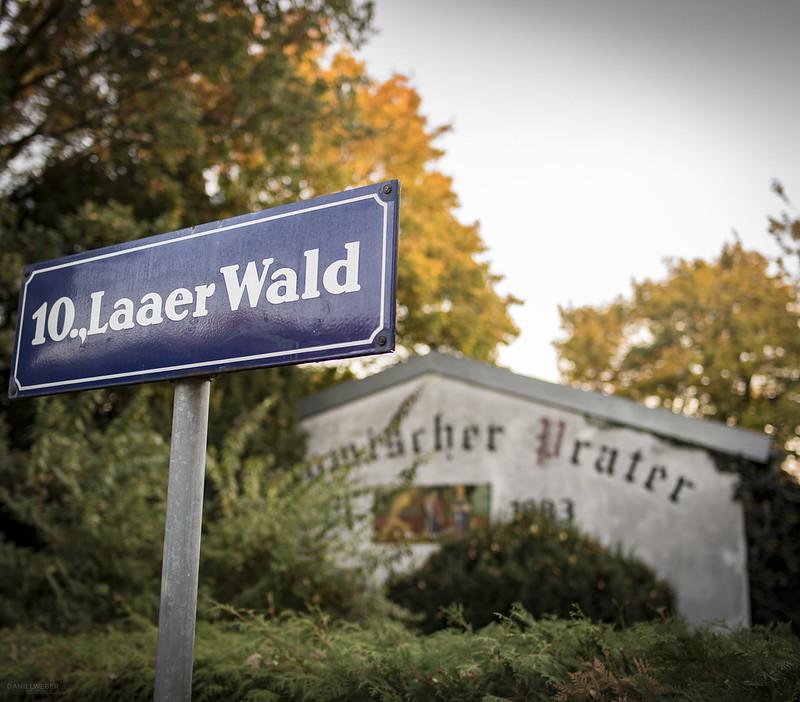 Böhmischer Prater und Laaer Wald