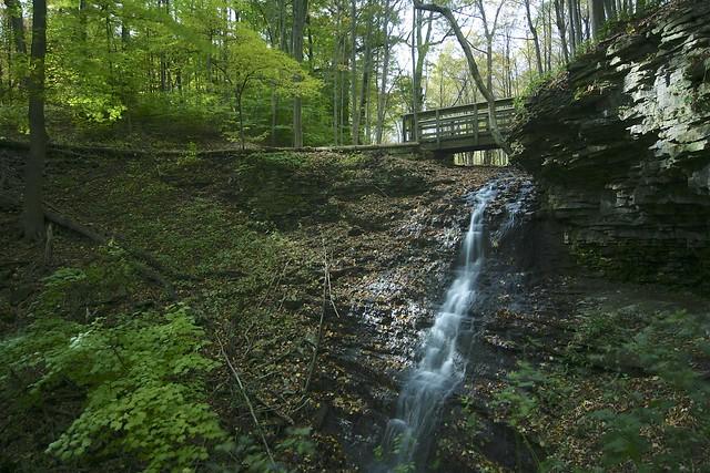 Little Canterbury Falls