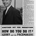 Scrapbook : Gerry & The Pacemakers