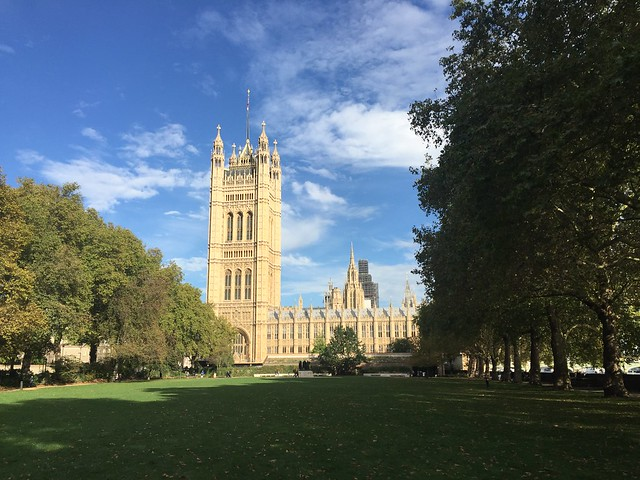 Victoria Tower gardens (England, London 2018)