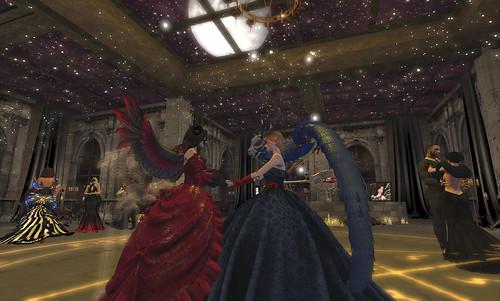 Club Luna Samhain Masquerade Ball