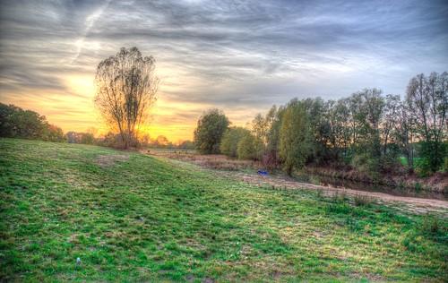 Fall in the Meadow | by blavandmaster