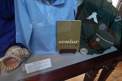 Senior Girl Scout Handbook, Mariner Interest Patch