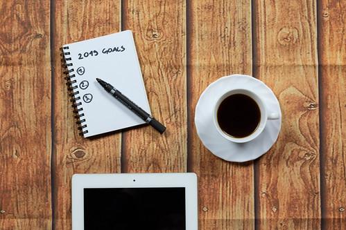 Business goals for 2019   by wuestenigel