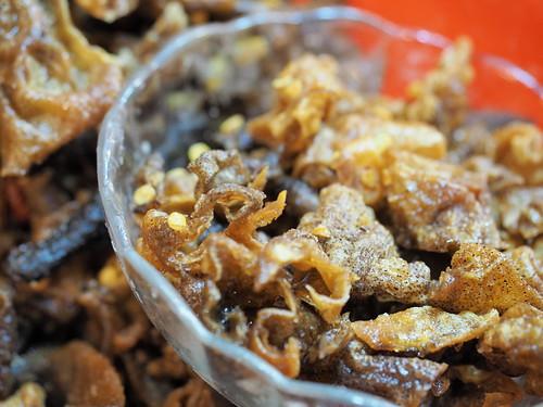 Squid snack at Yeh Liu Geopark Market | by huislaw