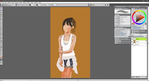 Sayu Corel Painter 2018 VII