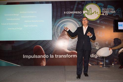 Eduard Marfà, director EMEA Marketing, Lifecycle Collaboration en Siemens PLM