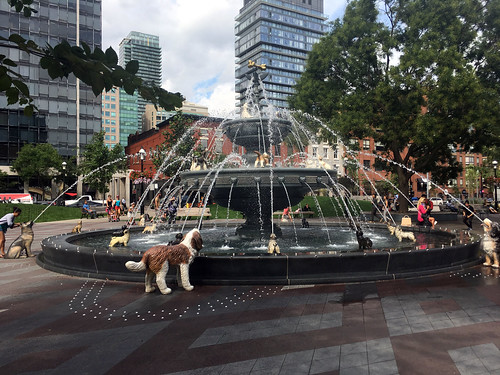 Dog Fountain | by entheos_fog