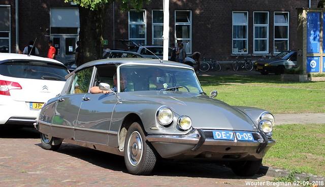 Citroën DS 19 1967