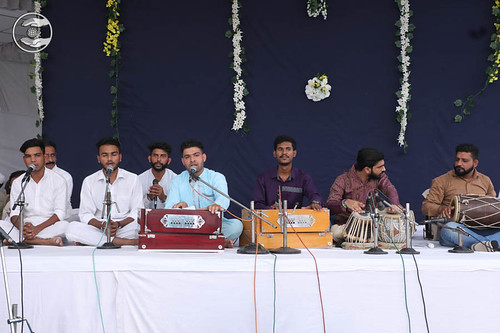 Devotional song by Sudhir Jayyar and Saathi from Chandigarh