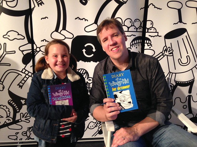 Meeting Jeff Kinney