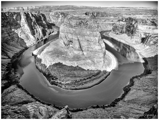 - Early Morning at Horseshoe Bend -