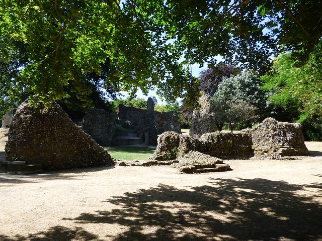 Abbey Ruins Image 2