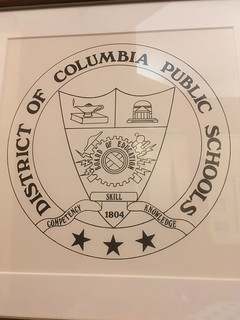 Seal- Board of Education for DC Public School | by Mari InShaw