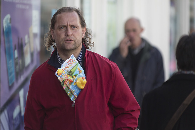 The man who bought a duck at the horse fair