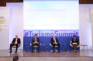 Turismo Summit 2018 | by Guilherme Afif Domingos
